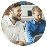 project & line management icon