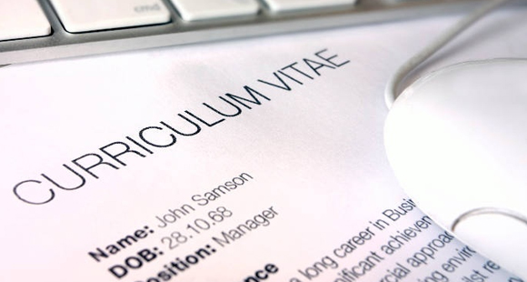 Getting ahead of the competition by nailing the CV basics